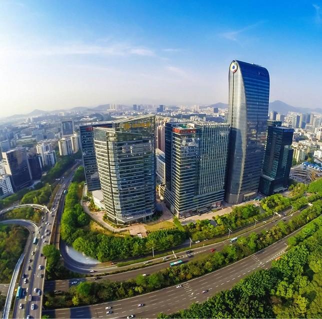 """这""""六个90%""""来自于科技重镇——蛇口工业区所在的深圳南山区的总结."""